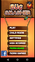 Screenshot of Bug Smasher FREE
