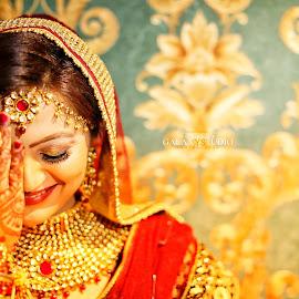by Ricky Singh - Wedding Bride