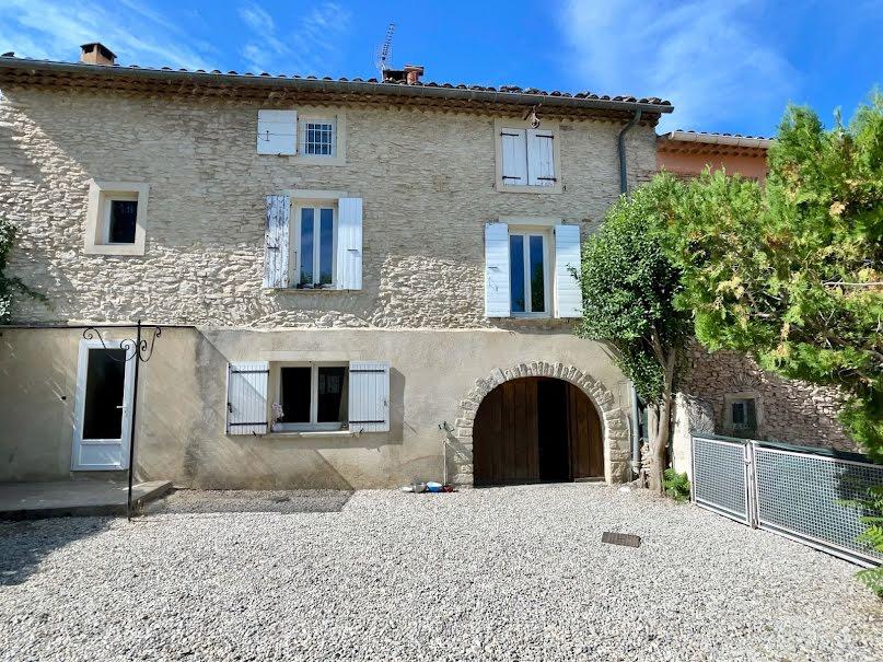 Vente maison 7 pièces 140 m² à Villes-sur-Auzon (84570), 240 000 €