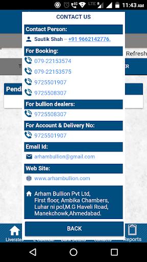 Arham Bullion 1.2.6 screenshots 3