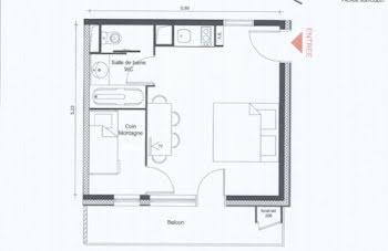 appartement à Orelle (73)