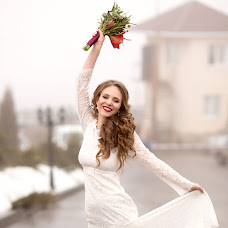 Wedding photographer Ekaterina Kuznecova (KuznetsovaKate). Photo of 27.12.2016