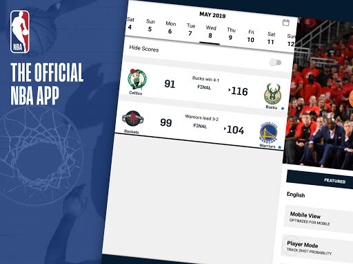 NBA: Live Games & Scores 10.0313 screenshots 13