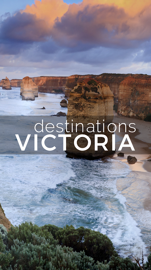 Destinations Victoria Magazine- screenshot