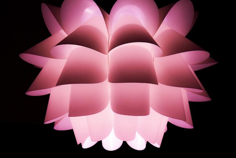Astratto in rosa di Erre-Gi