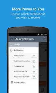BhumiharMatrimony - The No. 1 choice of Bhumihars - náhled