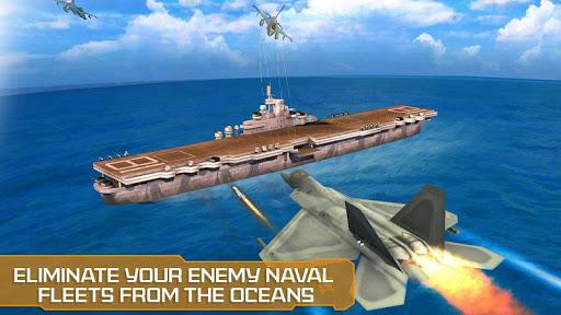 Air Force Surgical Strike War - Fighter Jet Games  screenshots 2