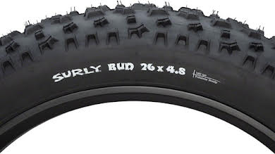Surly Bud Fat Bike Tire - 26 x 4.8, Tubeless, 120tpi  alternate image 1