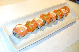Photo: Salmon Crunchy Roll