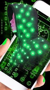 Neon Secret Hacker Launcher Theme Apk Download For Android 1