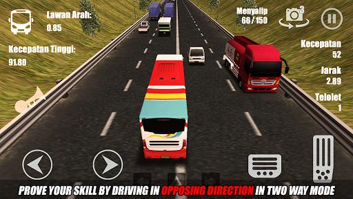 Telolet Bus Driving 3D 1.2.5 screenshots 13