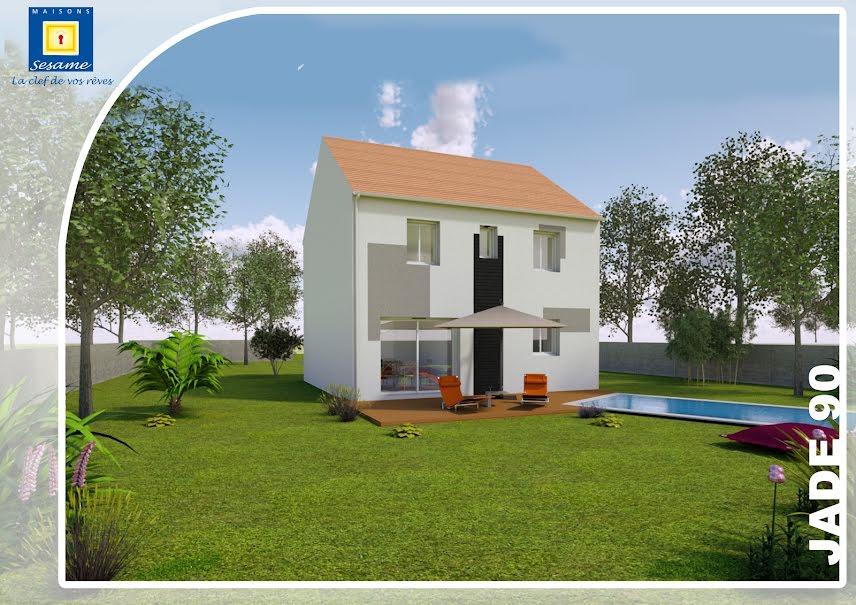 Vente maison 6 pièces 110 m² à Laval-en-Brie (77148), 235 626 €