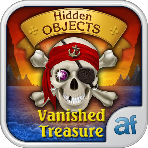 Hidden Objects: Treasure