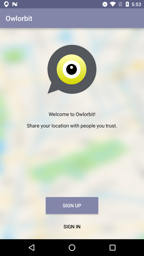 Owlorbit- screenshot