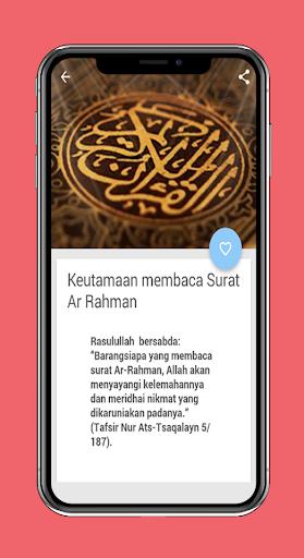 Surah Ar Rahman Arab Latin Dan Terjemahannya 20 Apk By