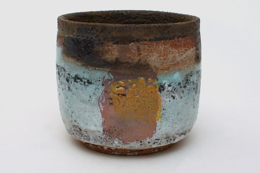 Robin Welch Ceramic Tea Bowl 014