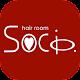 ヘアールーム ソシオ(hair room Socio) for PC-Windows 7,8,10 and Mac