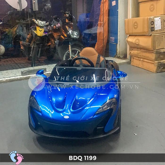 Xe hơi điện đồ chơi trẻ em BDQ-1199 2