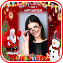 2020 Christmas New Year Frames Photo Frame icon