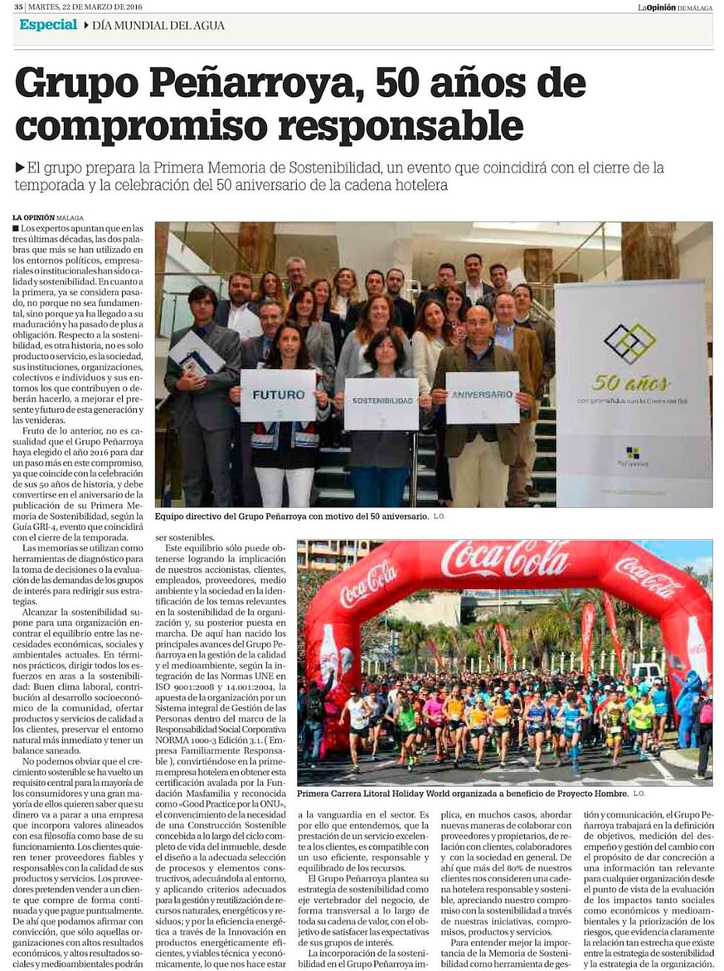 Opinion de Malaga especial RSC