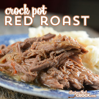 Crock Pot Red Gravy Pot Roast