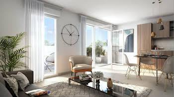 Appartement 4 pièces 81,51 m2