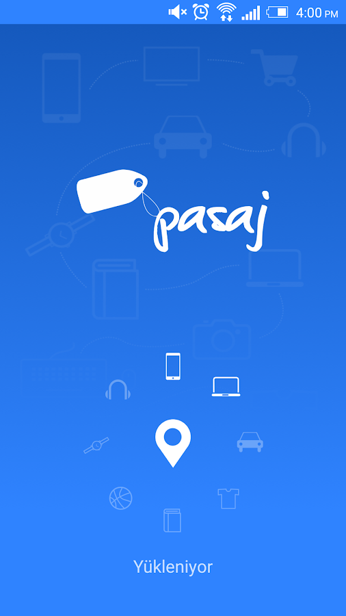 Pasaj- screenshot