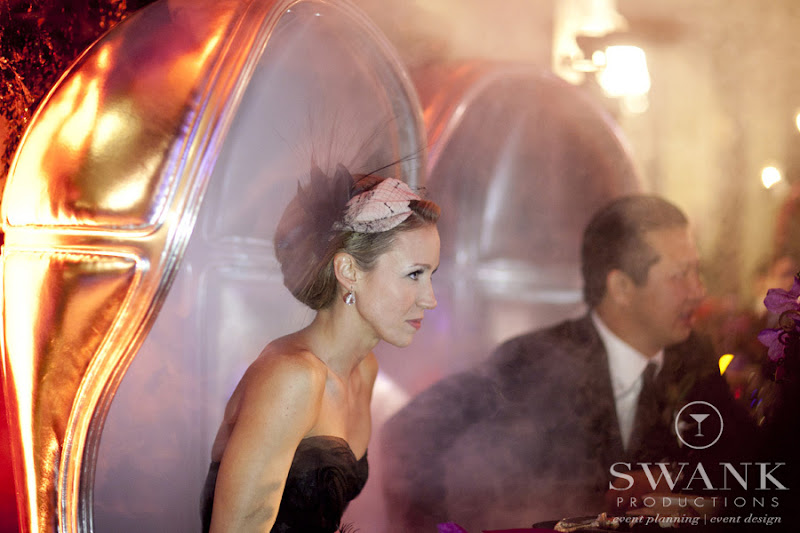 Photo: # Bride, # Groom, #Dark and Chic, # Fog Halloween  Inspired Wedding. Wedding Planning, Event Design & Production by SWANK Productions at Hempstead House at Sands Point Preserve, www.swankproducti...
