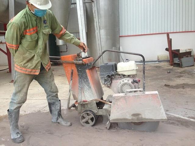 Khoan cắt bê tông giúp mọi người cải tạo công trình hiệu quả