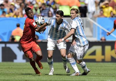 Origi plus jeune titulaire en quarts de finale depuis Pele