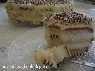 Домашна Добуш торта (от мама)