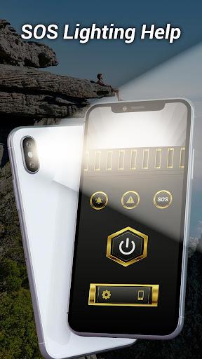 Flashlight screenshot 2
