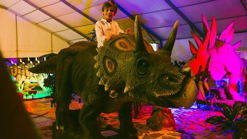 Dinosaurs Tour, un parque jurásico en Almería.