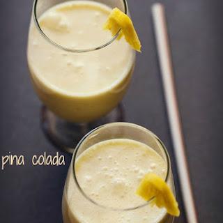 Virgin Pina Colada.