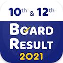 10th Board Result 2021, 12th Board Result 2021 icon
