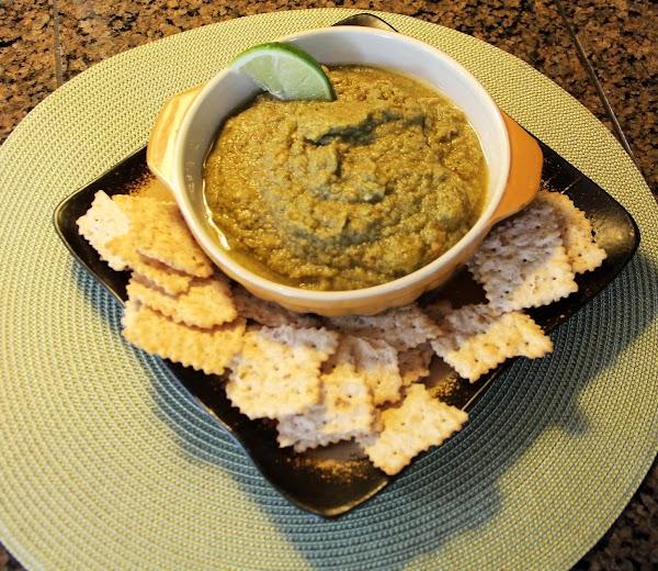 Healthy Broccoli-chili Dip Recipe