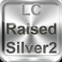 LC Raised Silver 2 Theme icon