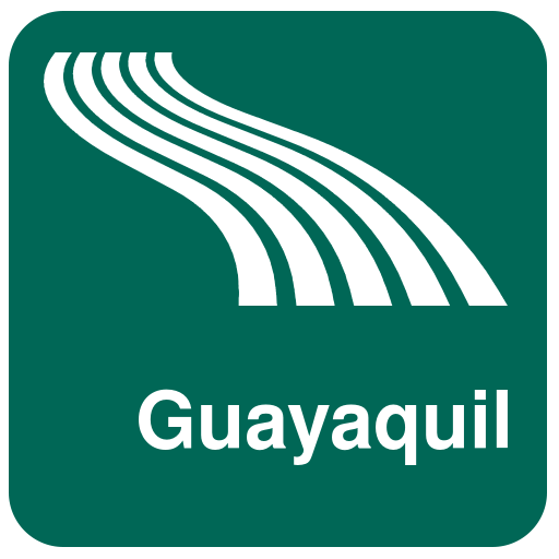 Guayaquil Map offline file APK for Gaming PC/PS3/PS4 Smart TV