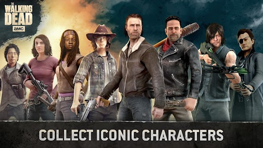The Walking Dead No Man's Land Mod 3.8.1.160 Apk [Unlimited Money/Moves] 2