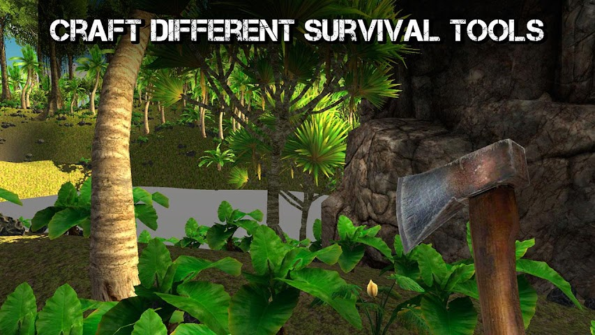 android Tropical Island Survival 3D Screenshot 2