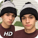 Lucas and Marcus Wallpaper | Dobre Brothers APK