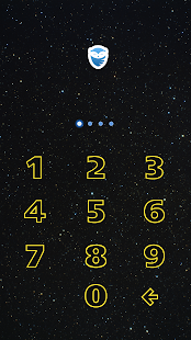 Star Wars Theme - PW AppLock- screenshot thumbnail