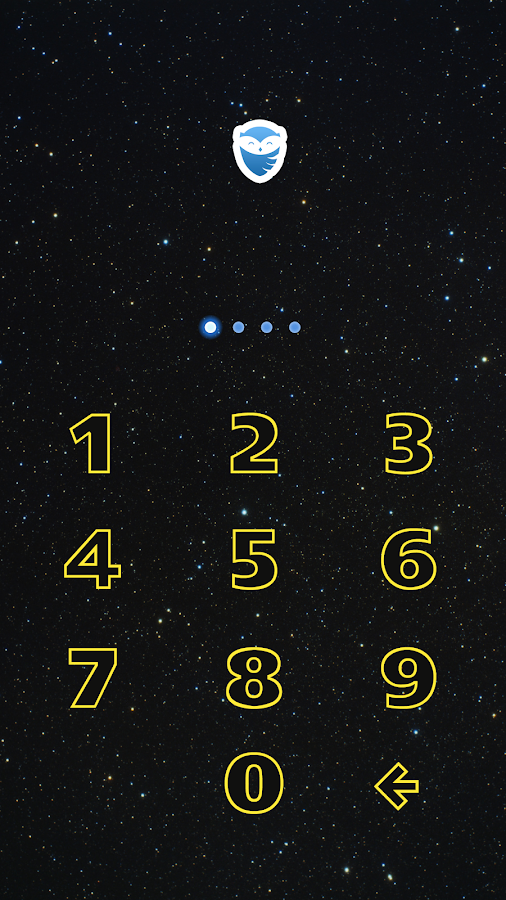 Star Wars Theme - PW AppLock- screenshot