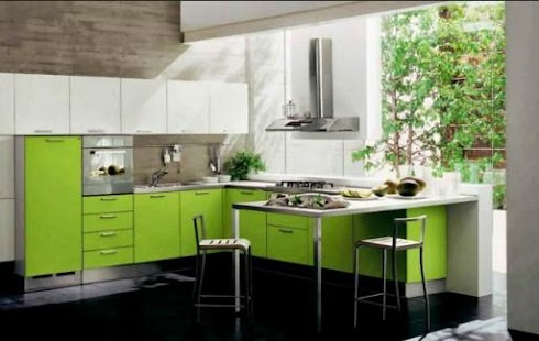 Kitchen Set Design Ideas - Android Apps On Google Play