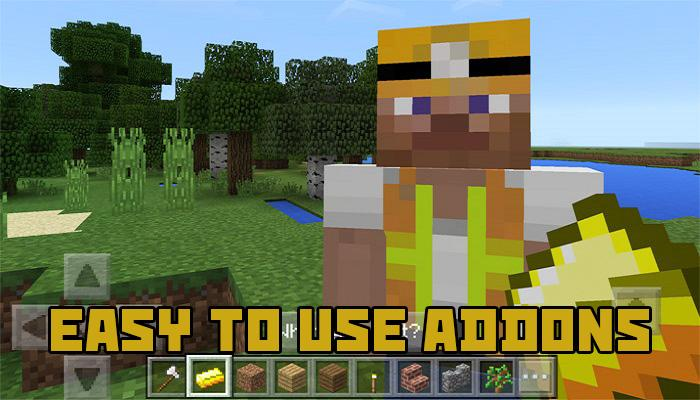 Helper Addon Minecraft PE MCPE on Google Play Reviews | Stats