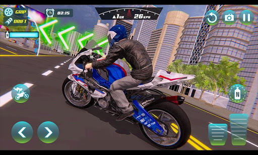 Extreme Motorcycle City Driving Moto Rider Free download 2