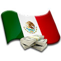 El dolar en mexico icon