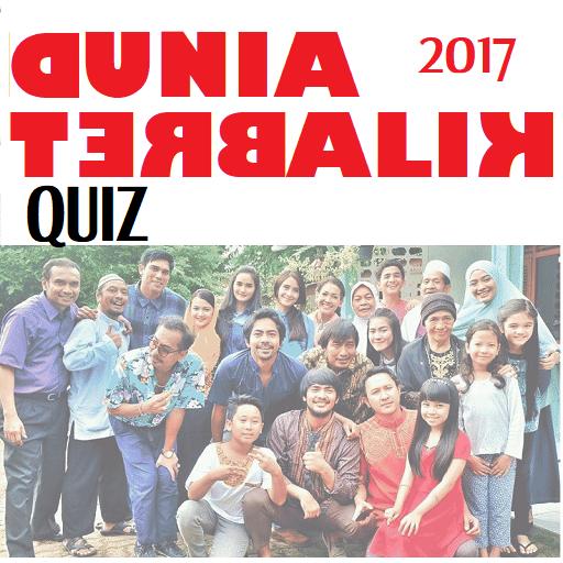 Dunia Terbalik Quiz 2017