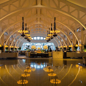 Fullerton Bay Hotel, Singapore by Lye Danny - Buildings & Architecture Other Interior (  )