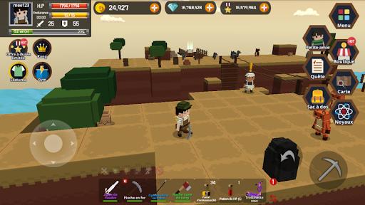 Télécharger Gratuit Pocket World VIP: Island of Exploration mod apk screenshots 1